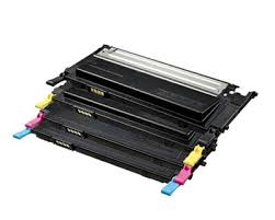 Dell  1230 Dell 1235c Dell 1235cn 4 PACK COMBO REMANUFACTURED Toner Cartridges