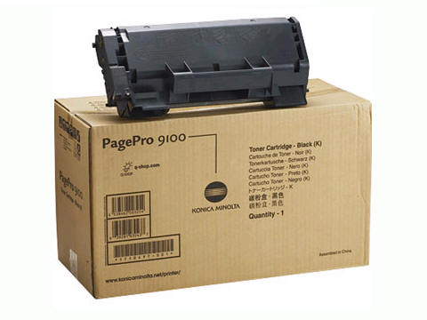 1710497-001 - Pagepro 9100 Konica Minolta ORIGINAL TONER CARTRIDGE