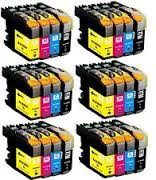 BROTHER LC203XL LC203 XL 24 PACK COMBO GENERIC For MFC-J4620DW MFC-J5520DW MFC-J5620DW MFC-J57
