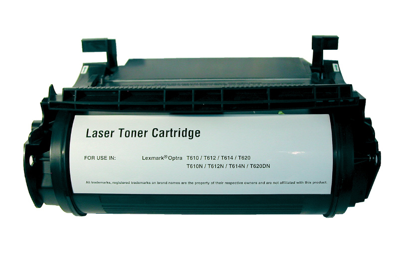 T610 T614T T616 MICR - LEXMARK COMPATIBLE TONER CARTRIDGE