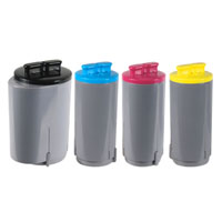 CLP-350 Samsung COMPATIBLE COMBO 4 PACK ALL COLORS 1 OF EACH