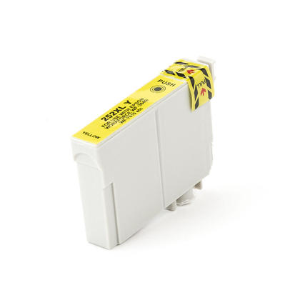 Epson 252XL T252XL420 Compatible YELLOW Cartridge High Yield WF-3620 WF-3640 WF-7110 WF-7610