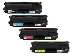BROTHER  TN-336BK TN-336C TN-336M TN-336Y 4 PACK COMBO COMPATIBLE HIGH YIELD Toner Cartridge c
