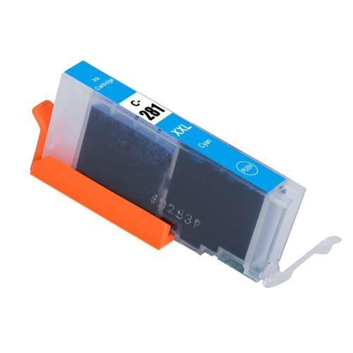 Canon CLI-281xxl PHOTO BLUE with CHIP Compatible Ink Cartridge click here for models